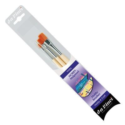 5267 Seri No: 0 Hobby Brush Set 304 / 4-8-12