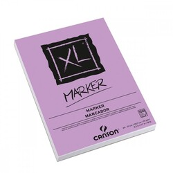 Canson - Canson XL Marker Pad A4 70g 100s