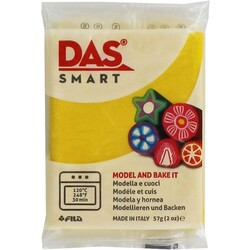 Das - Das Smart Polimer Kil Warm Yellow 57 gr
