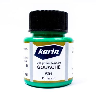 Karin Guaj Boya 45 ml Emerald 501