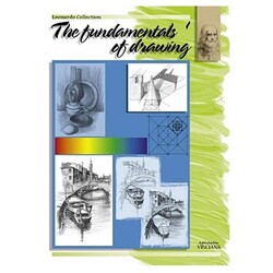 Leonardo Collection - Leonardo Collection Desen Kitabı The Fundamentals Of Drawing N: 1 Temel Çizim Kuralları No: 1