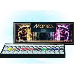 Maries - Maries Yaglı Boya 14X12Ml