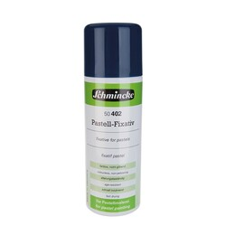 Schmincke - Schmincke Medium 402 Fixative For Pastels Pastel Fiksatifi Sprey 300 ml