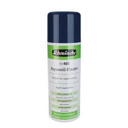 Schmincke - Schmincke Medium 403 Fixative For Watercolors Sulu Boya Fiksatifi Sprey 300 ml