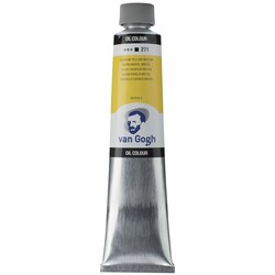 Talens - Talens Van Gogh Yağlı Boya 200 ml 271 Cadmium Yellow Medium