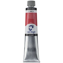 Talens - Talens Van Gogh Yağlı Boya 200 ml 314 Cadmium Red Medium