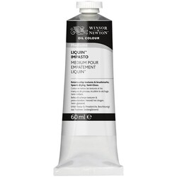 Winsor & Newton - Winsor & Newton Liquin Impasto Quick Drying medium 60 ml